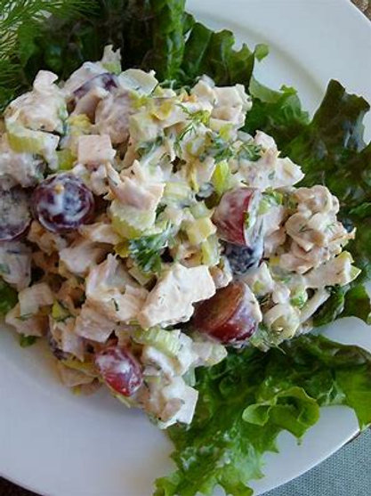 Chicken Salad - Classic or Fruit & Nut