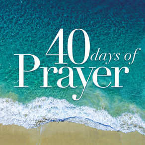 Grace-Point Fellowship's Spiritual Growth Campaign -  40 Days of Prayer
