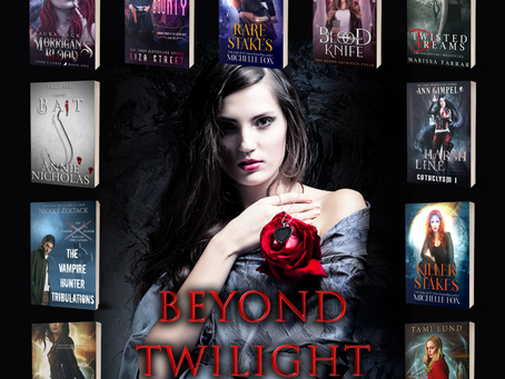 Beyond Twilight Storybundle - With My New Book!