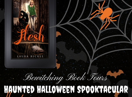 Halloween Spooktacular with Bewitching Book Tours