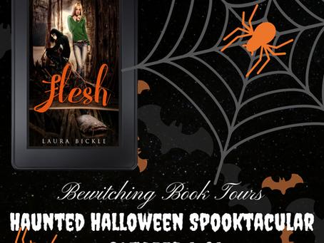Haunted Halloween Spooktacular Facebook Party