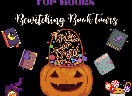 Bewitching Book Tours Trick or Treat for Books