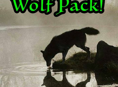 Wolf Pack Giveaway!