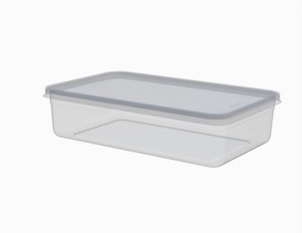 קופסא 2.5 ל' שטוחה