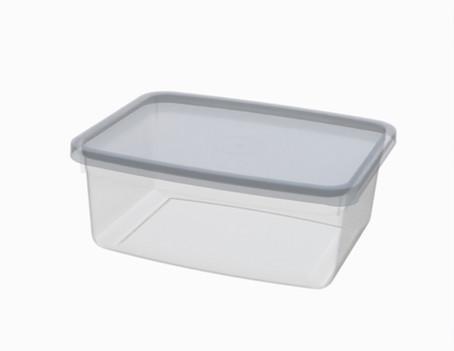 קופסא 1.5 ל' מלבנית
