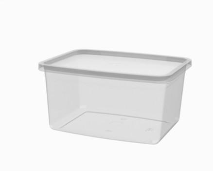 קופסא 2 ל' מלבנית
