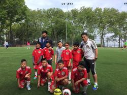 U10 Team Great 2014-15 CJSL Season