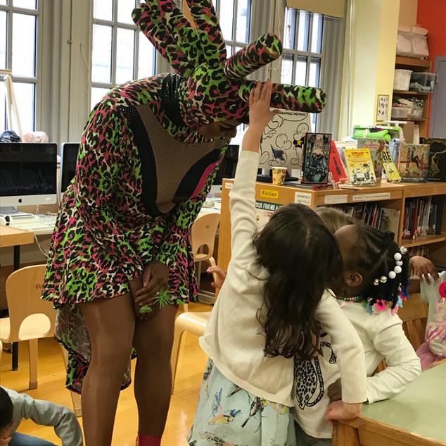Drag Queen Story Hour NYC Bringing Program to Older Kids