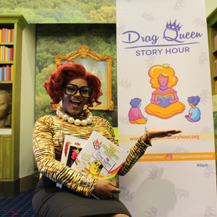 Drag Queen Story Hour is a program that teaches children about gender fluidity in libraries across the United States