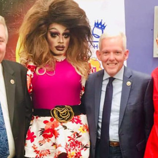 Queens Public Library hosts special Drag Queen Story Hour to celebrate funding increase