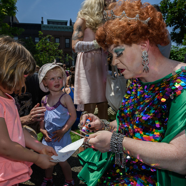 Despite Backlash, Drag Queen Story Hour Continues