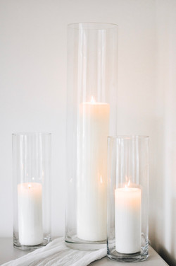 Vases and Candles