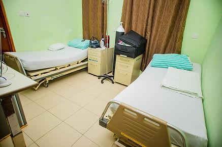 Buck Hospital Inpatient care