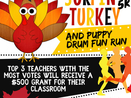 Help Your Favorite CHES or CHSS Teacher Win a $500 Grant for Their Classroom