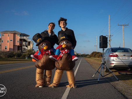 Register now for the 8th Annual Surfin' Turkey! CALLING ALL RAFTERS!!!