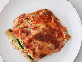 A Great Alternative to Lasagna or Baked Ziti!