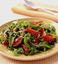 Recipe: Baby Arugula Summer Salad