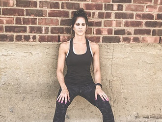 Beat My Time Challenge – Wall Squat Hold