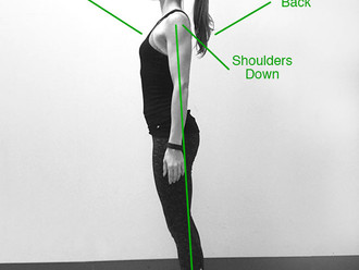 Applying and Maintaining Good Posture