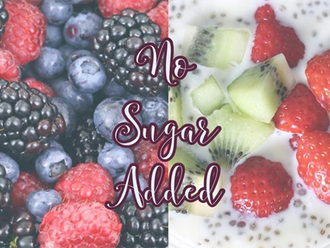 No Added Sugar Challenge