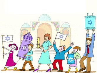 Sim-What Torah? Simchat Torah -- A Meaningful & Fun Holiday