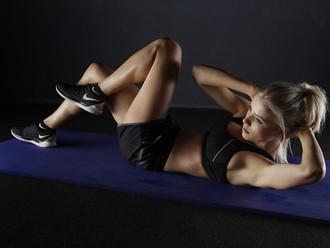 Crunches DO NOT Create a Six-Pack