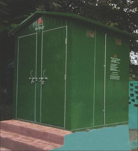 Bio-Toilets (FRP)