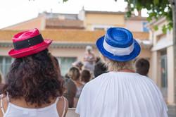 chapeaux de dos