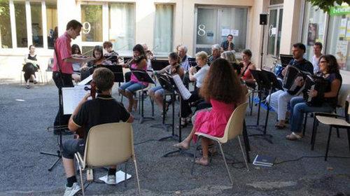 l'Ecole de Musique Melzer