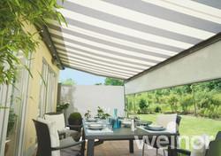 Weinor Opal Design ll napellenző