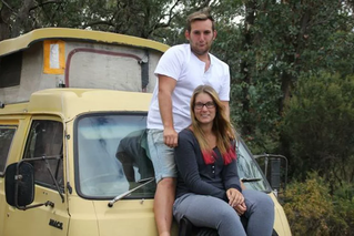 Le road trip Un van, le second visa en couple: La strategie gagnante de Jessica et Arnaud