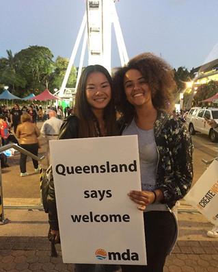 Interview de Laura, étudiante à Brisbane