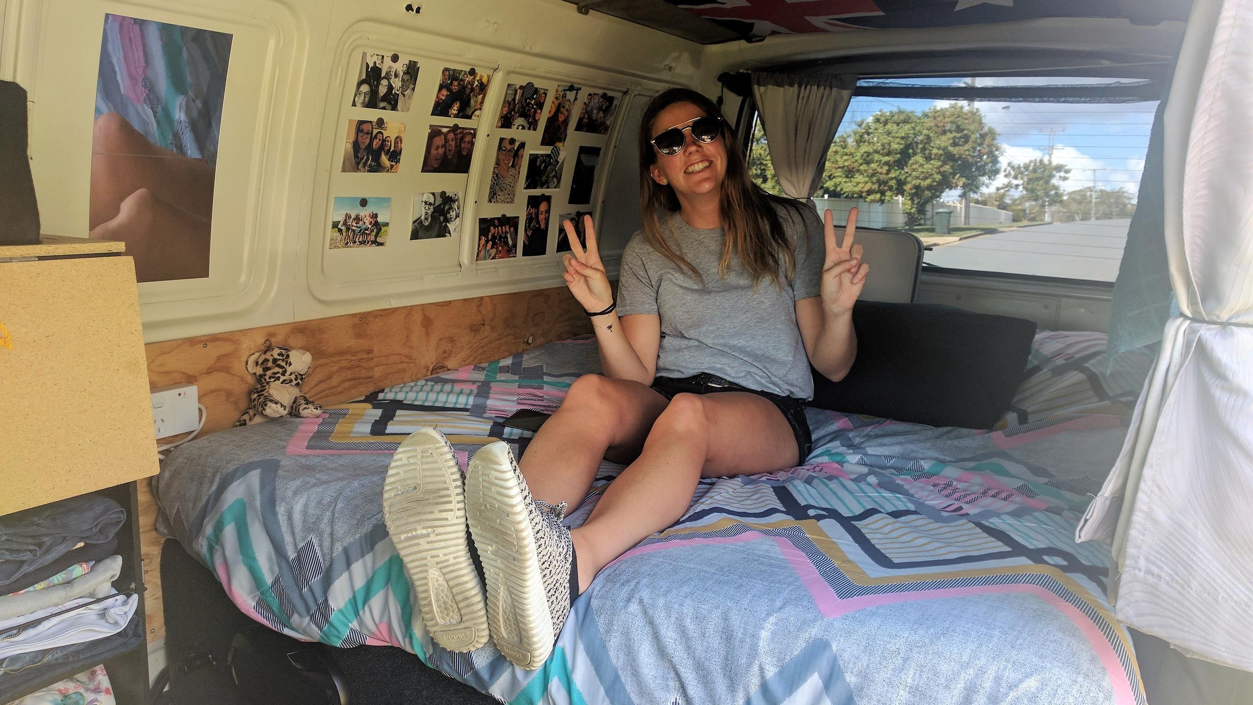 Achat d'un van pour Jill !!!!