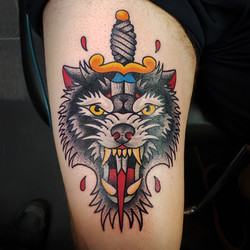 Dagger Wolf