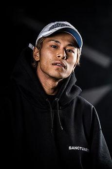 パルクールチームmonsterpk・TAISHI