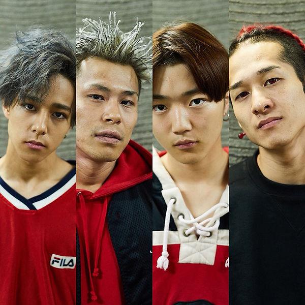 monsterpk crew×OCEAN TOKYO高木琢也代表