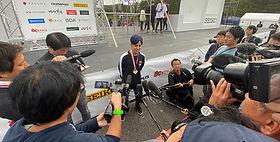 第一回全日本パルクール選手権優勝