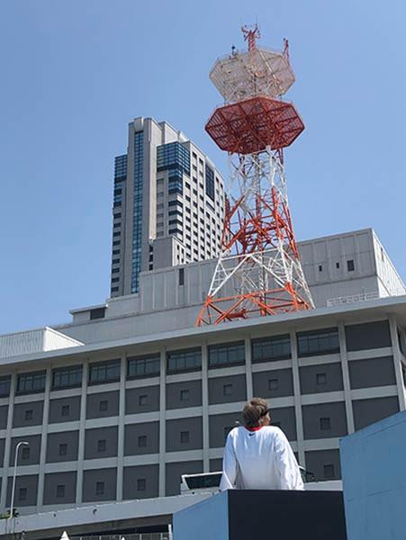 TAISHI、FISE広島にて