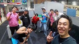 フィッシャーズがMISSION PARKOUR PARK TOKYOにてパ
