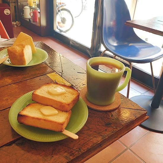 錦糸町カフェ、ウキウキコーヒー