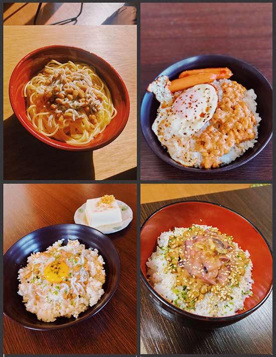 納豆料理アレンジ