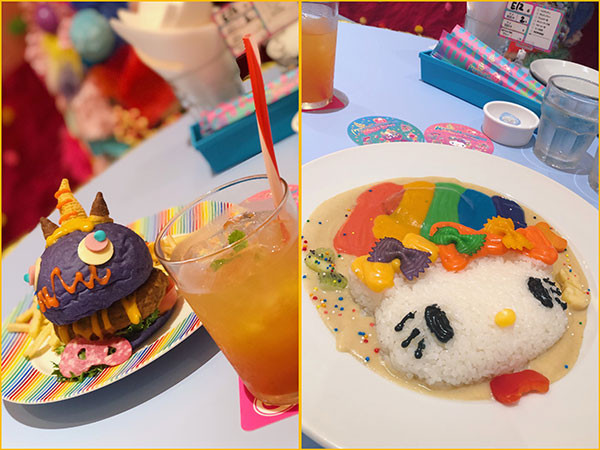Mel-Tea Hello Kitty Room
