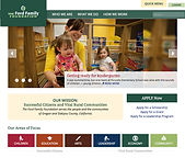 Ford Family Foundation website