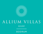 Allium Villas Primary Logo Process Rever