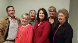 Directors Installed for 2015