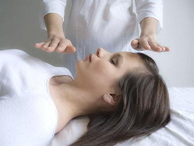 Reiki Training, energy healing