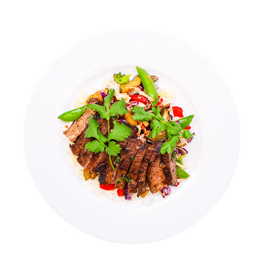 Korean Steak Stir Fry