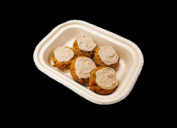 Jen's Soft Paleo Pumpkin Cookies