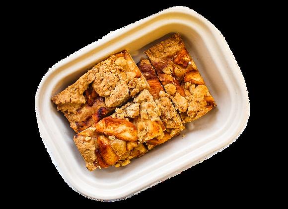 Apple Cinnamon Breakfast Cobbler
