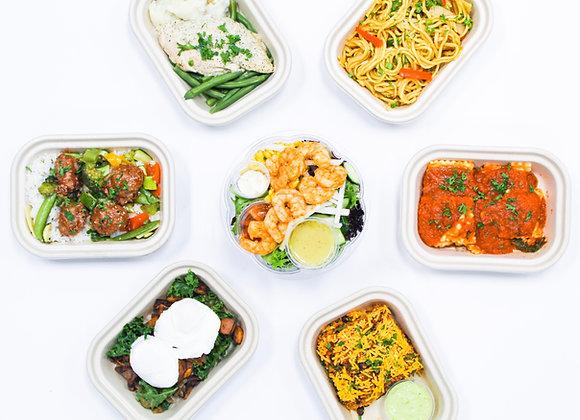 Balance Meal Plan
